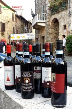 Italy, Tuscany, cycling bike tours & wine tasting