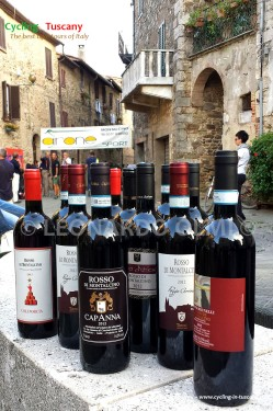 Italy, Tuscany, cycling bike tours & wine tasting
