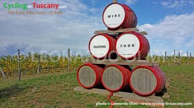 Italy, Tuscany, Chianti, wine tasting
