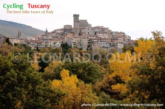 Italy, Tuscany, Amiata, Arcidosso
