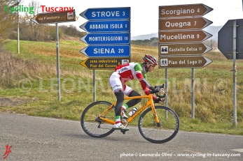 Italy, Tuscany, cycling bike tours