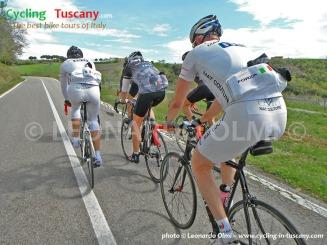 Italy, Tuscany, Chianti, bike road tours