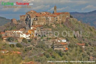 Italy, Tuscany, Amiata, Montegiovi