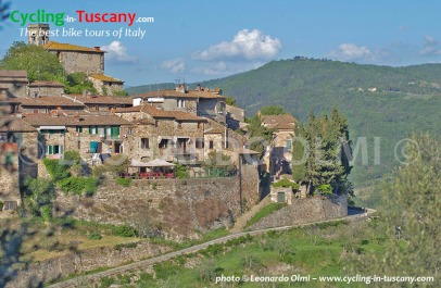Italy, Tuscany, Greve in Chianti, Montefioralle