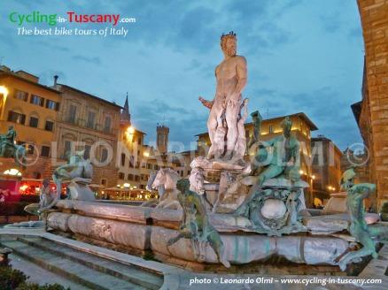 Italy, Tuscany, Florence, Piazza Signoria
