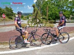 Italy, Tuscany, cycling bike tours