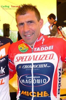 Francesco Casagrande, mountainbike