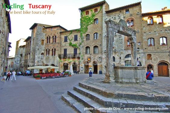 Italy, Tuscany, San Gimignano