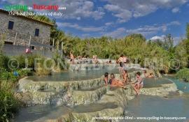 Italy, Tuscany, Saturnia