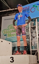 Leonardo Olmi, World Press Cycling Champion