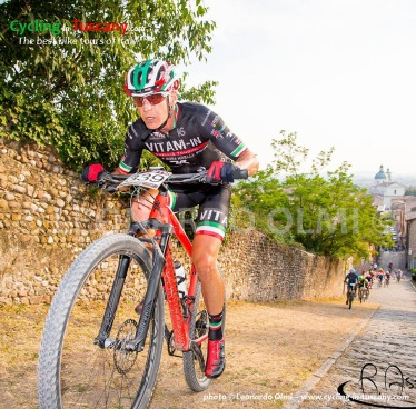 Leonardo Olmi, Italian Press Cycling Mtb Champion